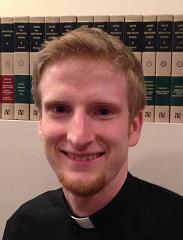 Picture of Deacon Jeremy Finzel, smiling